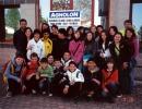 Visita dei ragazzi delle Scuole Medie di Chions e Pravisdomini presso la ns ditta: foto 1