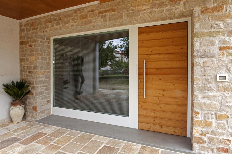 Amato Falegnameria Artigiana F.lli Agnolon: finestre e porte in legno  EN06